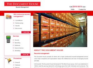 The Document House