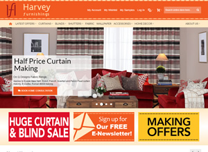 Harvey Furnishings
