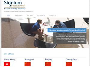 Signium Management Consulting Limited