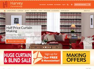 Harvey Furnishings