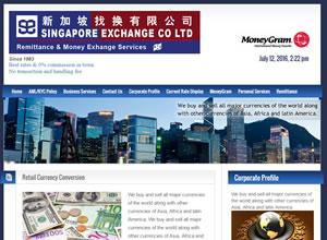 Singapore Exchange Company Limited